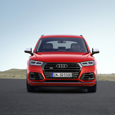 SQ5 was unveiled at NAIAS with 354hp