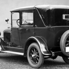 Mercedes-Benz 8/38 hp