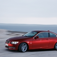 BMW 335is Coupé