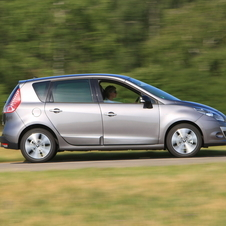 Renault Scénic III Energy 1.6 dCi FAP ECO2 Bose Edition