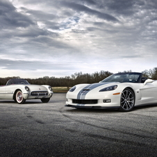 Corvette Celebrates 60 Years with Fastest Convertible Ever