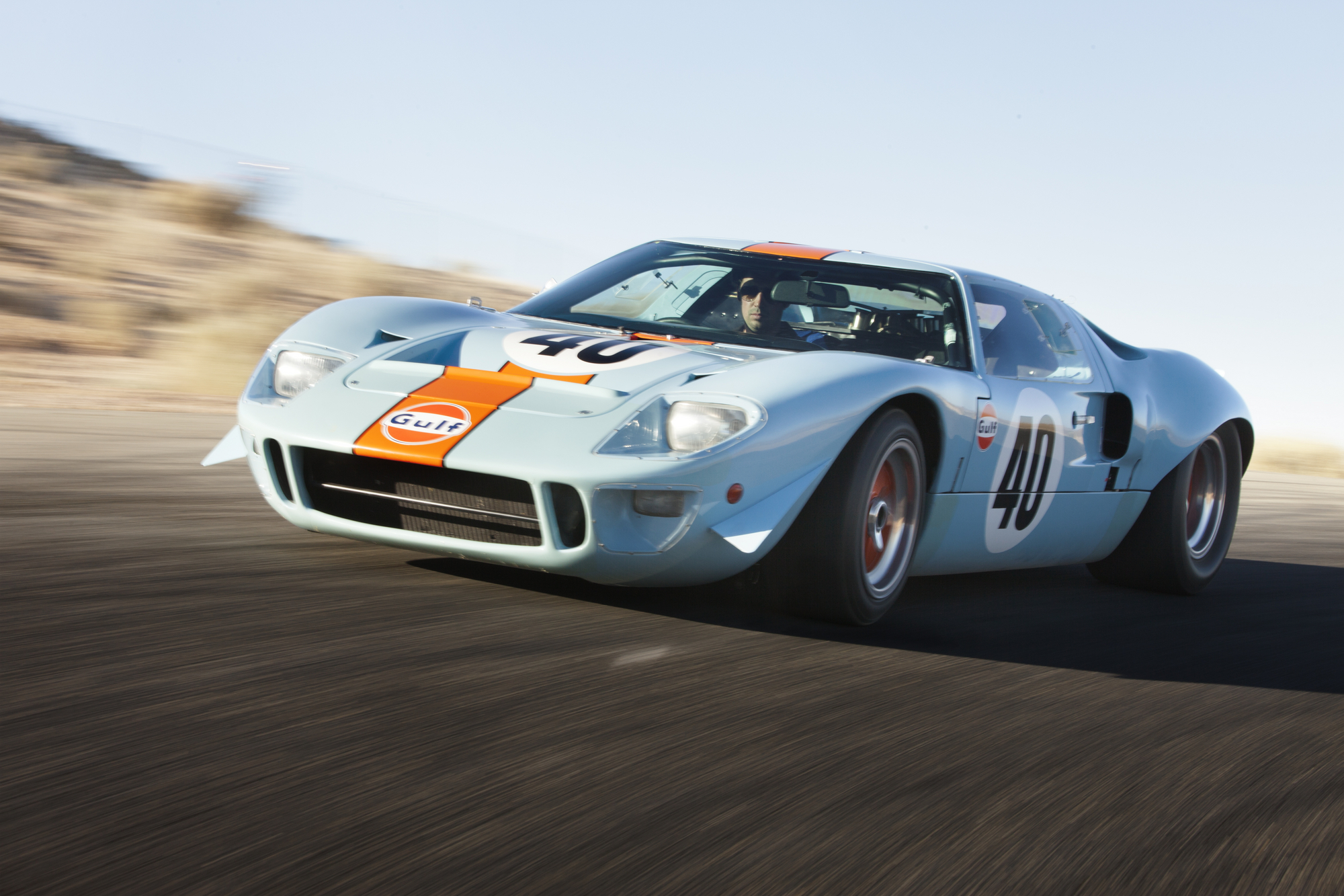 Winner And Le Mans Camera Car Gt Crossing Auction Block