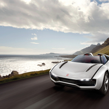 Italdesign Parcour Roadster