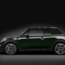 MINI (BMW) Convertible John Cooper Works