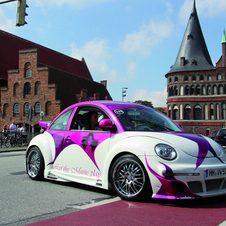 414 cars participated in the customized competition