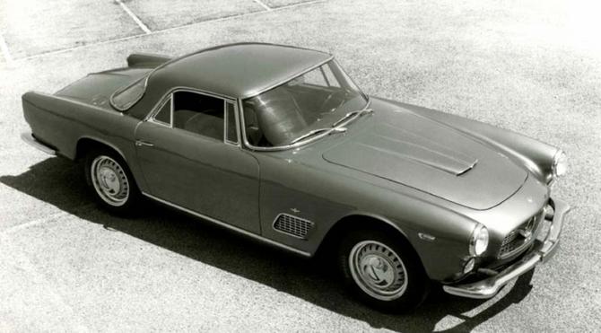 Maserati 3500 GTi Sebring