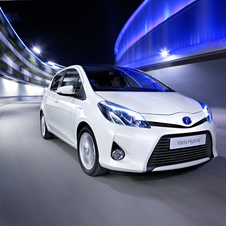 Toyota Sending Host of Hybrid to Geneva