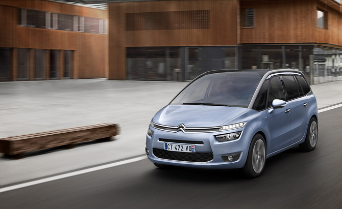 Citroën Grand C4 Picasso 1.6 BlueHDi Feel