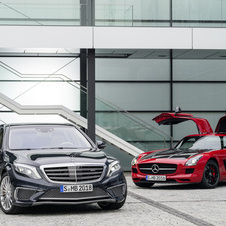 Mercedes has also seen gradually rising sales in Europe