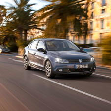 Volkswagen Jetta 1.2 TSI BlueMotion Technology 105 Confortline
