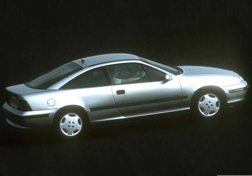 Opel Calibra Turbo
