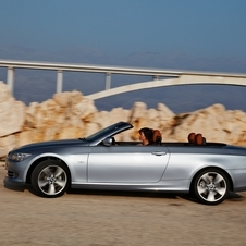 BMW 335is Convertible