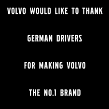 Volvo gets Cheeky with German Automakers after Winning JD Power survey