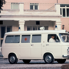 Fiat 238 Ambulance Vehicle