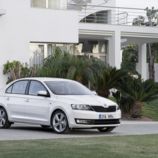 Skoda is launching several new models in the next year including the new Rapid