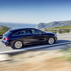 Mercedes-Benz CLA 200d Shooting Brake 4Matic