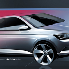 New Skoda Fabia generation will be unveiled in October at the Paris Motor Show