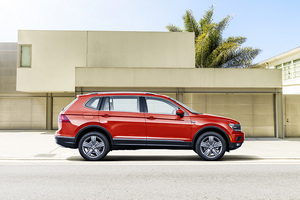 Tiguan Allspace gets a range of three petrol and three diesel engines