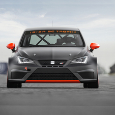 Seat already offers a racing version of the Ibiza