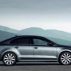Volkswagen Jetta 1.6 TDI BlueMotion Technology 105 Trendline