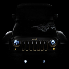 Jeep is celebrating the Chinese Year of the Dragon with a special edition Jeep Wrangler