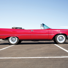 Chrysler Crown Convertible