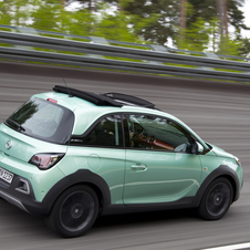Opel Adam Rocks 1.4