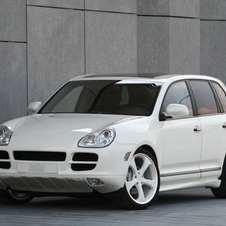 TechArt Cayenne 948