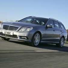 Mercedes-Benz E 200 CDI BlueEfficiency T-Modell Avantgarde