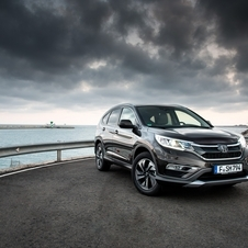 Honda CR-V 1.6 i-DTEC 4WD Executive