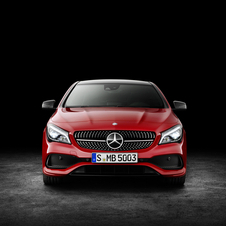 Mercedes-Benz CLA 220d
