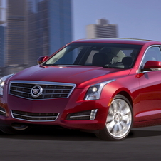 The ATS has been a huge success for Cadillac
