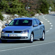 Volkswagen Jetta 1.6 TDI BlueMotion Technology 105 Confortline
