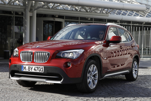 BMW Debuts X1, 6er Gran Coupe, M6 and X6M for US at New York
