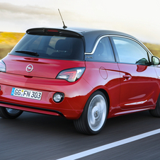 Opel Adam 1.0 Direct Injection Turbo