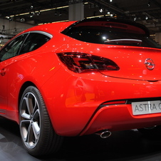 Opel Astra GTC 1.4 Turbo EcoFlex Start/Stop Edition