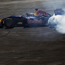 Red Bull did a demonstration at Sochi last year