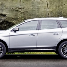 Volvo XC60 2.4D DRIVe FWD Momentum Geartronic