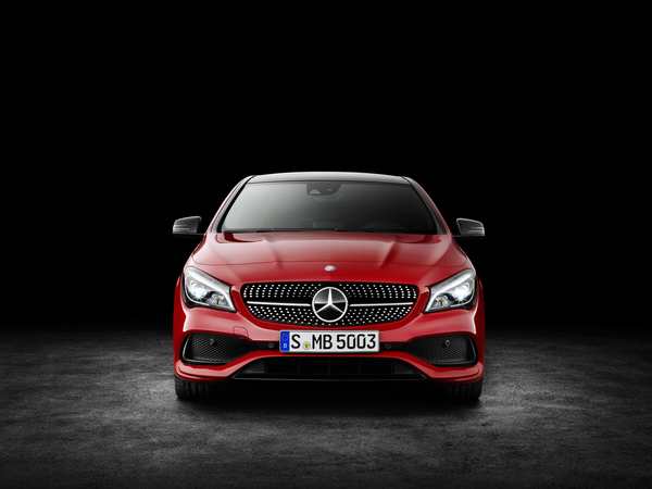 Mercedes-Benz CLA 250 Sport 4Matic