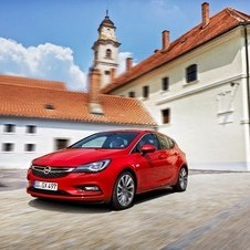 Opel Astra 1.6 BiTurbo CDTI Innovation
