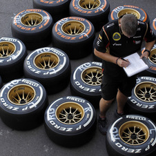 Tires may have problems again for the next race