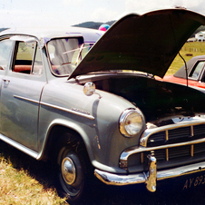 1955 Morris Oxford Series II Saloon