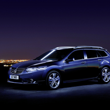 Honda Accord Tourer 2.0 Executive Automatic