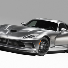 SRT Viper GTS Carbon Special Edition Time Attack