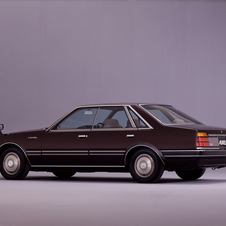 Nissan Laurel Hardtop 2000 Turbo SGX