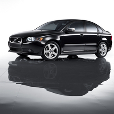 Volvo S40 T5 R-Design Geartronic