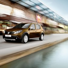 Dacia is expected to be back at 2008 sales levels in 2013