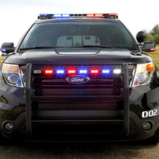 Ford Police Interceptor MPV