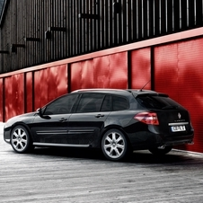 Renault Laguna III Break ECO2 110hp Black Line
