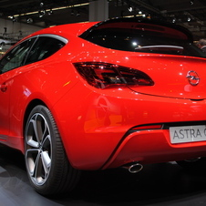 Opel Astra GTC 1.6 Turbo Edition